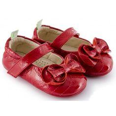 Sapatilha Infantil Fancy Vermelha em Couro Tip Toey Joey. Sapato bebê, Sapato Infantil, sapatinho, sapatinho de bebê, sapato de bebê, Roupas de Bebê, roupas Infantis, Fashion Baby, Fashion Kids, bebê roupas, roupas de bebê. www.boobebe.com.br