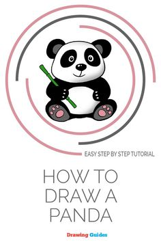 Drawing Tutorials For Kids, Easy Drawings For Kids, Drawing Ideas, Art Tutorials, Easy Drawings Sketches, Cartoon Drawings Of Animals, Draw Animals, Cartoon Drawing Tutorial, Cartoon Girl Drawing