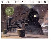 The Polar Express by Chris Van Allsburg. Late one Christmas Eve after the town has gone to sleep, the boy boards the mysterious train that waits for him: the Polar Express bound for the North Pole. Christmas Time Is Here, Noel Christmas, Christmas Books, Little Christmas, All Things Christmas, Winter Christmas, Christmas Ideas, Christmas Morning, Christmas Inspiration