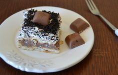 Σοκολατένιο γλυκό ψυγείου με cream crackers - cretangastronomy.gr Cream Crackers, Tiramisu, Pudding, Ethnic Recipes, Desserts, Food, Tailgate Desserts, Deserts, Custard Pudding
