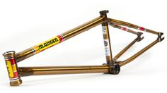BMX: Fit (@David Roether) MOTOMIKE Frame, Dope Tribute To A Classic