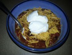 Super Duper Easy Crockpot Chili with Recipe Card - Thinking Outside The Sandbox Family DIY, Recipes, Autism, Kids