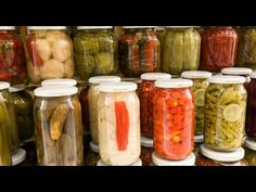 Kick Off BBQ Season with a Batch of Easy Refrigerator Pickles! Probiotic Foods, Fermented Foods, Canning Pickles, Pickled Garlic, Armenian Recipes, Armenian Food, Canned Food Storage, Refrigerator Pickles, Canning Recipes
