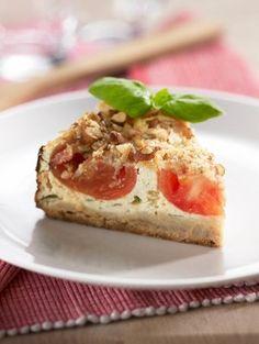 Tort pomidorowy - przepisy.net