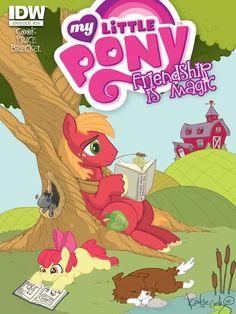 My Little Pony: Friendship Is Magic - Episode 24  #mlp #mlpcomics #broniesforlife #bronies #madefire #motionbooks