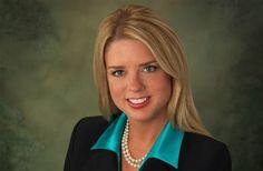 Florida's Attorney General Pam Bondi. #ItsGreatUF