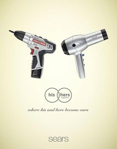 "images of bridal registry | Bridal Registry: ""DRILL & DRYER"" Outdoor Advert by Y&R Chicago"