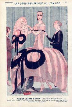 Armand Vallée (1884 – 1960). Fantasio, 1926. [Pinned 1-xi-2015]
