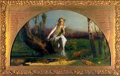 Arthur Hughes - Ophelia