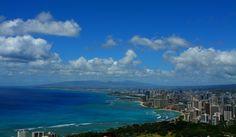 https://flic.kr/p/7yQRLg | Honolulu Skyline | Lens: Canon EF 24mm f/2.8