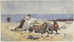 A Clam-Bake   Cleveland Museum of Art