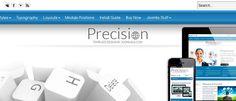 responsive joomla templae for business website