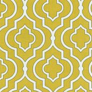 Home Decor Print Fabric- Swavelle Millcreek Donetta Paramount Gold