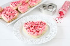 Lofthouse style soft sugar cookies. A copycat of the popular *Lofthouse Sugar Cookies* you can buy at the store.