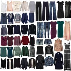 My Ideal Year Round Wardrobe | Minimal Intent