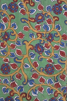 Floral Printables, Indian Fabric, Tree Art, Traditional Art, Creative Art, Crafts To Make, Blouse Designs, Digital Prints, Decoupage