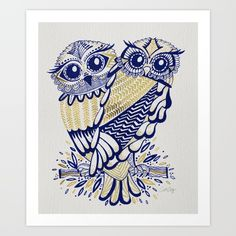 owls, birds, owl, feathers...
