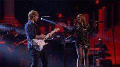 pinterest: @ xoxosiesie ❦|Beyoncé & Ed Sheeran Song In The Key Of Life Stevie Wonder Tribute 10.02.2015 ( 2 )