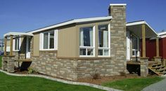 Mobile Home Remodeling Ideas   habitaflex mobile homes eksterior - Architecture Design, Home Design ...