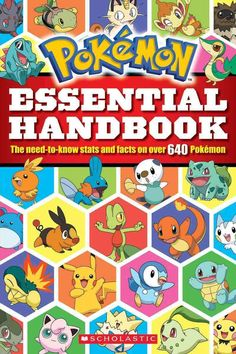 <DIV>Gotta read 'em all! Scholastic's publishing program is geared to appeal to Pokemon fans of all ages. Handbooks, sticker books, create