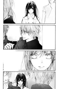 Vampire Knight Chapter 69 Page 6