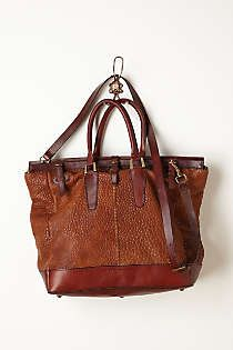 Anthropologie - Redruth Textural Weekender