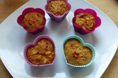 Apfel-Zimt-Muffins, ein gutes Rezept aus der Kategorie Kuchen.