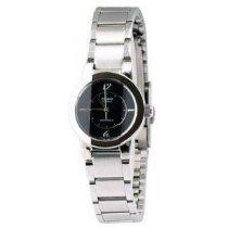 Casio Women's Stainless-Steel Quartz Watch with Black Dial - coach code Casio Vintage, Black Friday Deals, Women Brands, Casio Watch, Cool Watches, Quartz Watch, Stainless Steel, Coach Discount, Gift Store