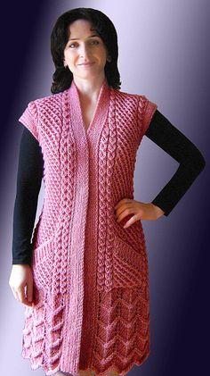 Cardigans With Brai - Diy Crafts - maallure Pullover Design, Sweater Design, Diy Crafts Knitting, Easy Knitting, Lace Knitting Patterns, Knitting Designs, Crochet Summer Hats, Summer Hats For Women, Diy Scarf