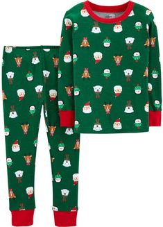 820964c6e8 Carter s Toddler Christmas Santa Claus