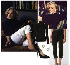 The Urban Umbrella: Marilyn Monroe Inspired Style