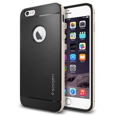iPhone 6 Plus Case Neo Hybrid Metal | My new case is awesome! #spigen #iphone #6plus
