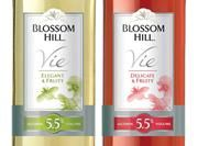 Blossom Hill enters lower-alcohol wine market with Vie