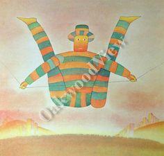 #FolonPalaisdesBeauxArts #brussels #folon #vintage #Poster #Print #art #oakwoodview #oakwoodview #evt by OakwoodView
