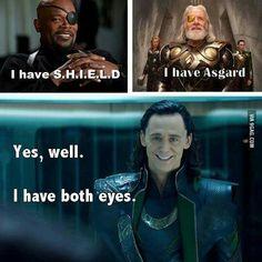 Both eyes