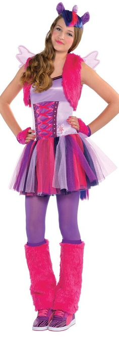 Twighlight sparkle costume