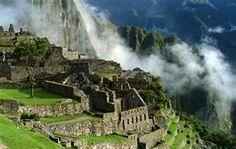 Peru... Machu Picchu