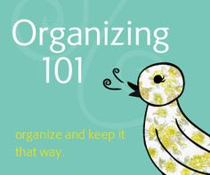 """Organize101 - 10 Steps for Lasting Organizational Success: 1) Decide you want to make changes that last. 2) Prepare to ask for help from experts. 3) Be willing to do things in a different way until you find the organizational solutions that work for you... """""""