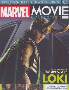 Marvel Movie Collection 5: Loki. Scans magazine (UHQ): http://imgbox.com/g/UmSp2jM3bA