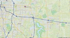 Independence, MO Map   MapQuest