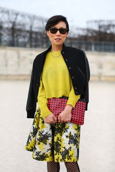 All the Pretty Birds | JeannieLee4 | streetstyle | fashion