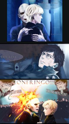 Favoritos de Harry Potter por Vidcoh en deviantART