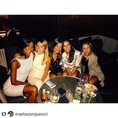 #FedericaNargi Federica Nargi: #Repost @martacomparoni with @repostapp. ・・・ Happy birthday Mitra!!  @alessandro_matri_32 c'è ma non si vede!!