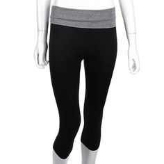 fb668709 2016 New Women High Waist Running Tights YOGA Pants Sports Leggings Slim  Fitness Pants