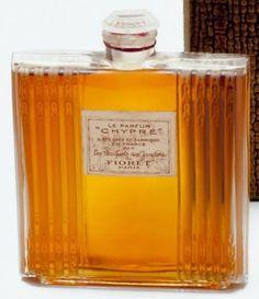 Lalique Chypre D'Heraud Perfume Bottle