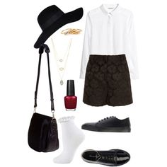 """Zoe benson."" by effyhouston on Polyvore"