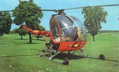 TH-55A US ARMY TRAINING HELICOPTER