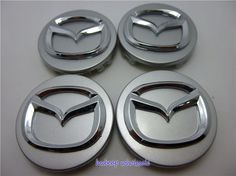 Find More Emblems Information about [Car Tuning] 4pcs/lot 56mm 2.2'' Silver mazda wheel Center Cap Emblem Fits Mazda 2.3.6.M2 M3 CX 5 CX 7 CX 9 RX 8 MPV,High Quality fit,China fit data Suppliers, Cheap fit in 6 weeks from Wheel hub cover manufacturer on Aliexpress.com