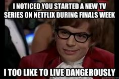 If only my final was on Stranger Things.... http://ift.tt/2g5dqrp