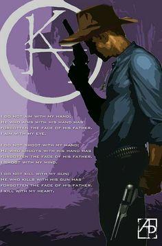 Gunslinger Oath